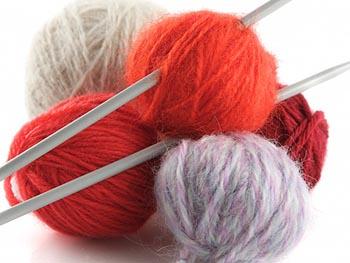 Tejer prepararse para el invierno viste la calle - Lana gruesa para tejer ...