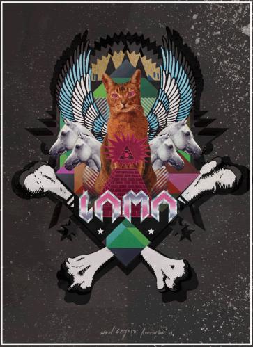 Cat print$ por los 10 años de gala y su paso silencioso como tiene que ser. LAMA 2010
