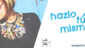 Hazlo tú Mismo (DIY): Collar babero