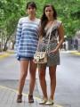 Trinidad Sánchez y Rosario Sánchez