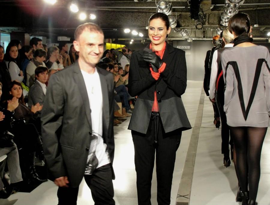 Mariano Toledo en Ropero Paula (foto: Quinta Trends)