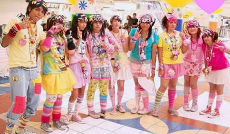 Street Fashion Japones Los Decora Viste La Calle