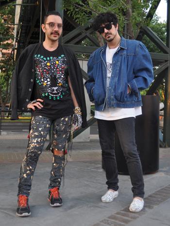 Fabio Gurjao y Ricardo de Castro