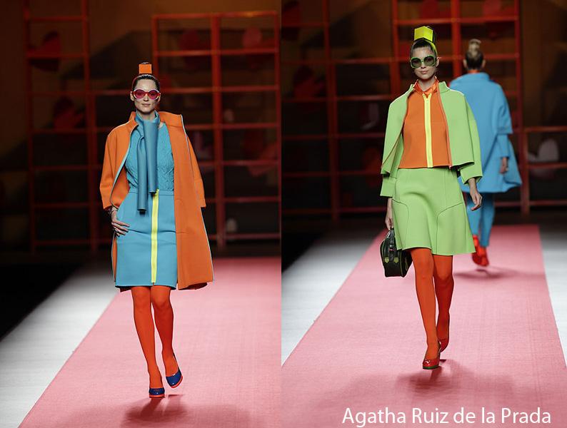 Agatha Ruiz de la Prada F/W 2012