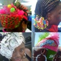 Ghetto-Fabulous Edible Hairdos