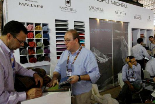 www.michell.com.pe Una de las empresas líderes del sector alpaquero.