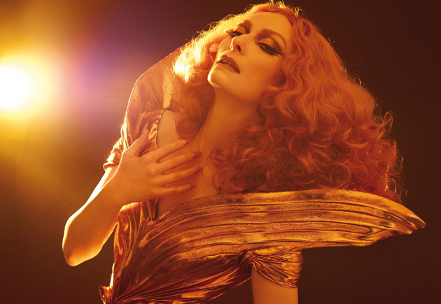Tilda Swinton en Candy