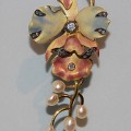 rene lalique FlowerBig