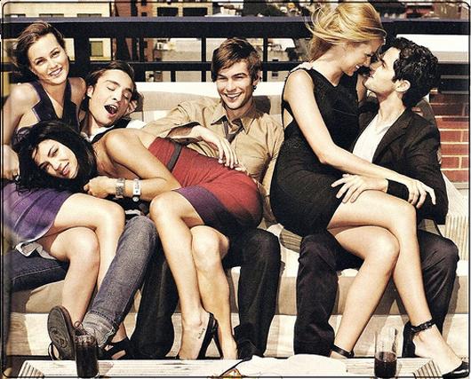 Ver Gossip Girl 1x12 HD Espaol Online Series G Nula