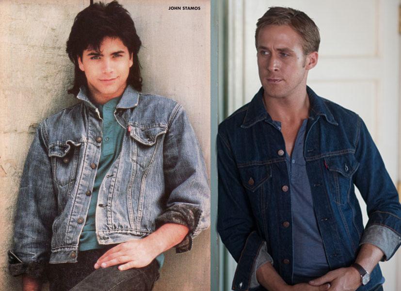 Chaquetas en jean para hombre