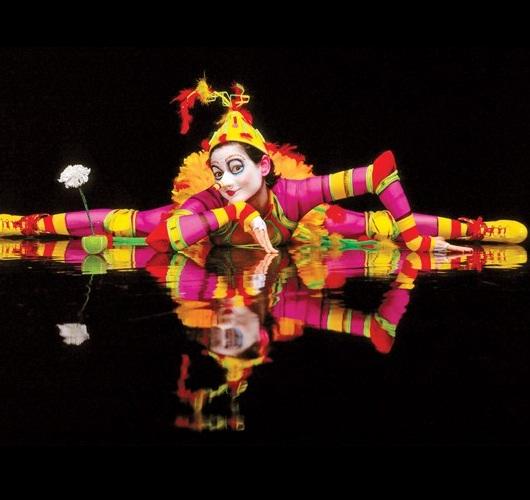 El vestuario de Le Cirque Du Soleil | Viste la Calle