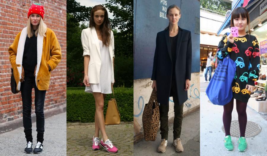 zapatillas new balance mujer moda