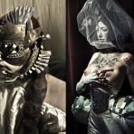 """Manuel Albarran: """"Metal Couture"""" desde Barcelona"""