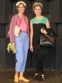 Monica Zanocchi y Natalia Jinchuk