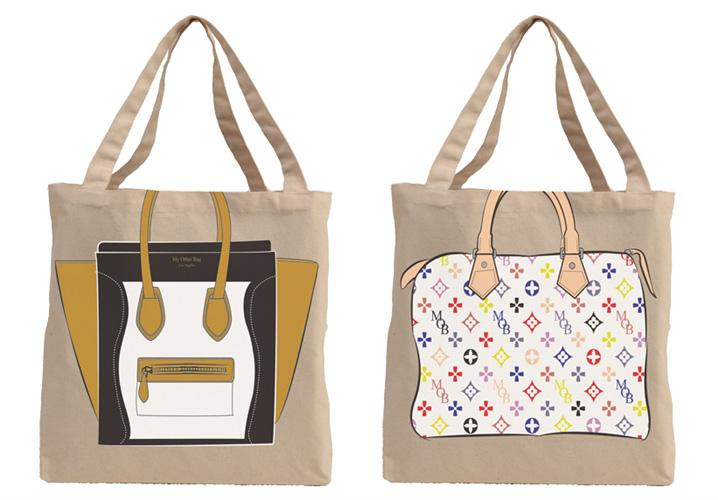 My other bag bolsos de tela con dise os de alta moda for Disenos de bolsos de tela