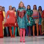 Agatha Ruiz de la Prada en Lima Fashion Week 2013
