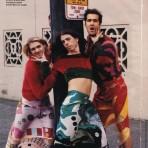 Flashback: Todd Oldham, el rey de la moda en los '90