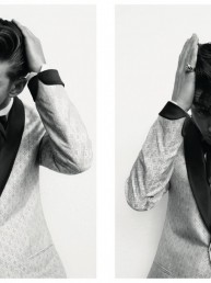 Alex Turner por Willy Vanderperre para AnOther Man S/S 2013