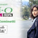 Garnier Bio Piel + Ropa: Lucy Cominetti