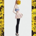 Ignasi Monreal: Ilustración de alta costura