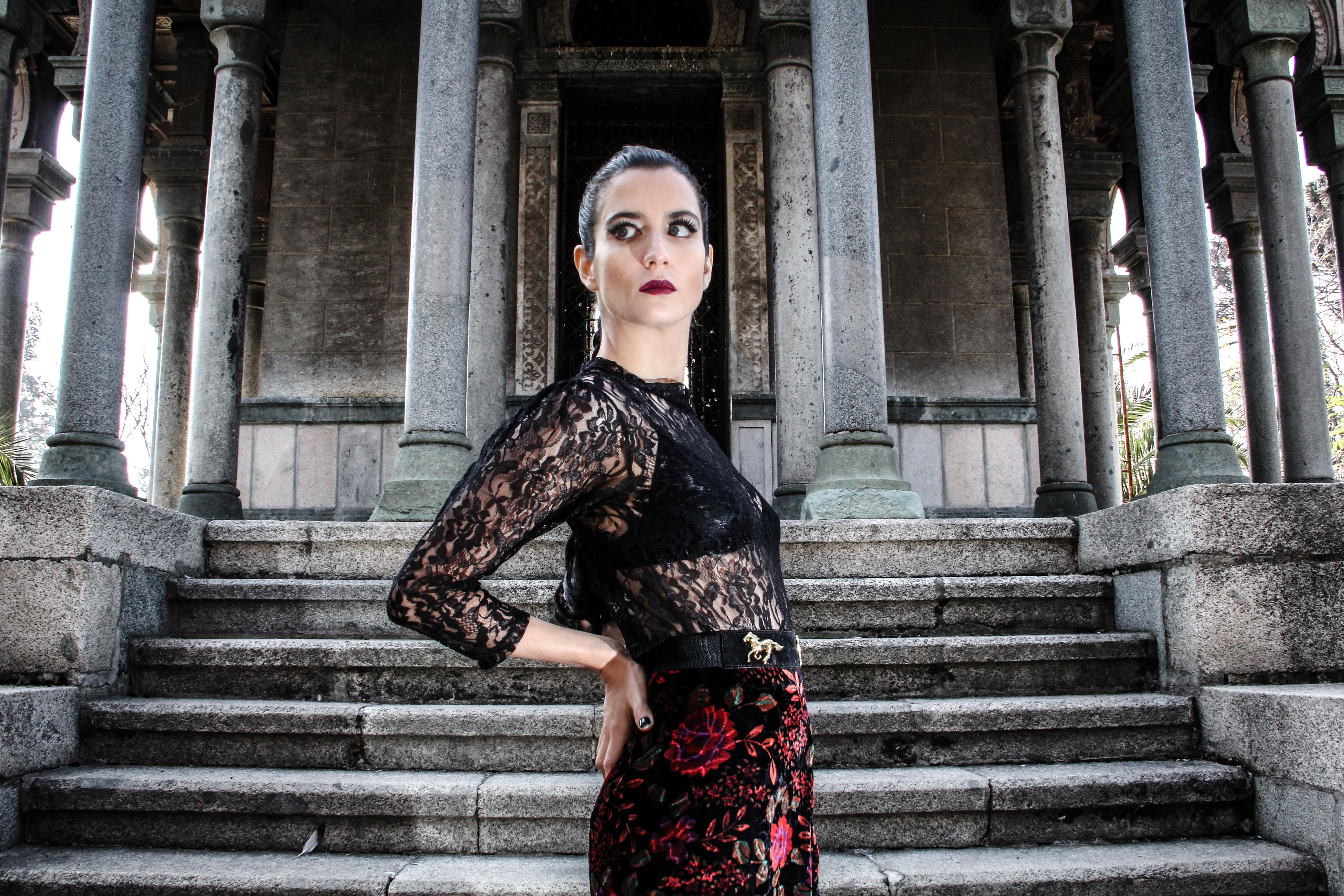 Velvet Roses: La nueva colección Otoño/Invierno Delourdes