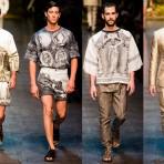 Milan Menswear Spring 2014, primera parte