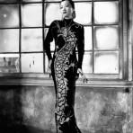 El glamour del Hollywood de oro con el diseñador Travis Banton