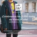 Celebramos los 2.000 looks de VisteLaCalle: ¡Mándanos el tuyo y Gana!