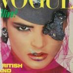 Las editoras de Vogue y sus primeras portadas