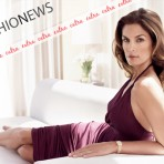 Fashion News: Cindy Crawford llega a Chile de la mano de Omega