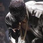 Kanye West y sus diseños de Maison Martin Margiela en tour
