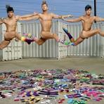 David LaChapelle y su campaña para los calcetines Happy Socks