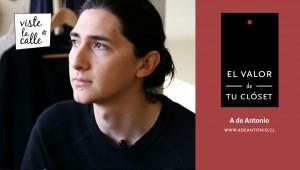 El Valor de tu Clóset Chile: AdeAntonio