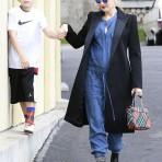 El estilo maternal de Gwen Stefani