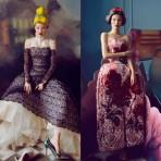 "SHXPIR, el ""doll photographer"" de Harper's Bazaar China"