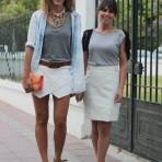 Nacha Herrera y Bernardita Braun
