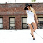 """Entrevista a Valentina Ríos, directora del blog Le Freak c'est Chic: """"El estilo es algo con que se nace… tiene que ser genuino y honesto"""""""