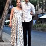 Josefa Hojas y Pablo Álvarez