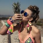 ILombardi: Beach & Swimwear primavera-verano 2014