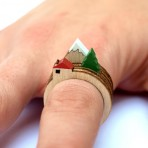 Los anillos de Abedul de Clive Roddy