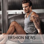 Fashion News: H&M quiere desvestir a David Beckham; Concurso Fotografía de Moda y Marc by Marc Jacobs