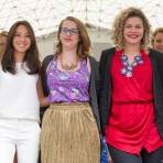 From Brazil: El desfile de Gabriela Sakate y Gralias que triunfó en Colombiatex 2014