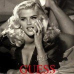 Flashback: Anna Nicole Smith para Guess, 1993