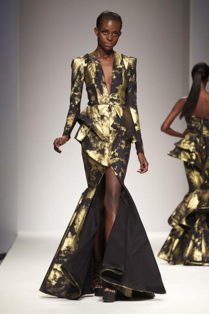 Dress Designer Michael Costello