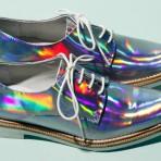 VLC Trends: Zapatos Holográficos