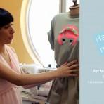 Hazlo Tú Mismo: Aplicación de Polera por Makinita de Coser