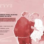 """¡Inscríbete en la charla """"Plataforma para nuevos directores de arte"""" de VisteLaCalle EXPO!"""