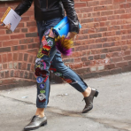 VLC Trends: Patchwork Jeans