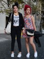 Gabriela Nicole y Valentina Herrera