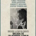 "¡Gana entradas para ir a ver la película ""Inside Llewyn Davis""!"